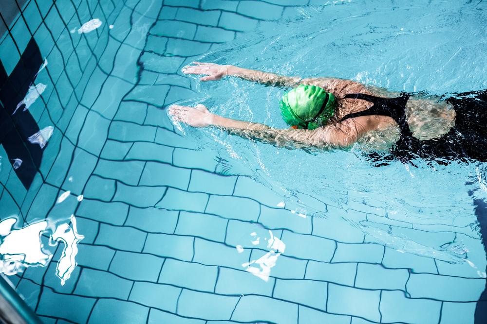 Pływaczka atakuje PZP