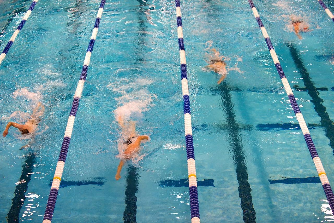 Pływackie szanse w Korei