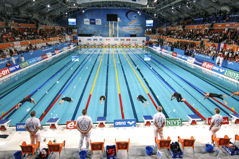 Pływackie rekordy